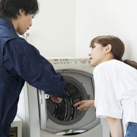 洗濯機の排水工事をしたほうがいい人とは?工事内容は?サムネイル